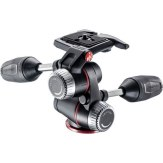 Manfrotto 3-Way MHXPRO-3W with retractable levers & friction controls