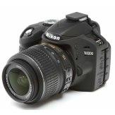 easyCover Case Nikon D3200 Black