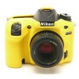 easyCover Case Nikon D7100 / D7200 Yellow