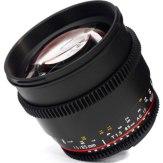 Samyang 85mm T1.5 V-DSLR AS IF UMC Lens Canon