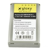 Olympus BLN-1 Compatible Lithium-Ion Rechargeable Battery