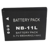 Canon NB-11L Compatible Lithium-Ion Rechargeable Battery