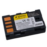 JVC BN-VF808 Compatible Lithium-Ion Rechargeable Battery