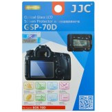 Tempered Glass Screen Protector for Canon EOS 70D and 80D
