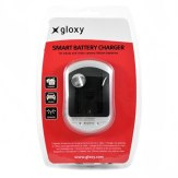 Canon CG-300 Compatible 2 in 1 Car and Home Battery Charger
