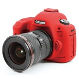 easyCover Case Canon EOS 5D Mark III / 5DS R / 5DS Red