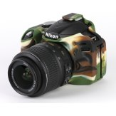 easyCover Case Nikon D3200 Camouflage