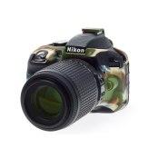 easyCover Case Nikon D3300 / D3400 Camouflage