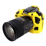 easyCover Case Nikon D800 / D800E Yellow