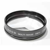 Filter Multi Image Triangle 58mm