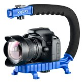 Gloxy Movie Maker Stabilizer Handle Dark Blue