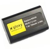 GLoxy Nikon EN-EL1 Battery