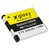 Gloxy Canon NB-11L Battery