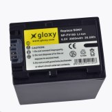 Sony NP-FV100 Compatible Lithium-Ion Rechargeable Battery