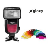 Gloxy GX-F990 C TTL HSS Flash Canon