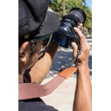 Spark Camera Strap Brown Earth