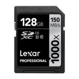 Lexar SDXC 128GB 1000x Professional Memory Card