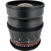 Samyang 24mm T1.5 V-DSLR  ED AS IF UMC Lens Micro 4/3