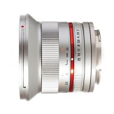 Samyang Wide Angle 12mm f/2.0 NCS CS Canon M Silver