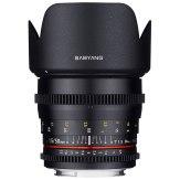 Samyang VDSLR 50mm T1.5 Lens Pentax