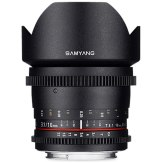 Samyang 10mm T3.1 VDSLR Lens Samsung NX