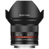 Samyang 12mm f/2.0 NCS CS Lens Fuji X Black