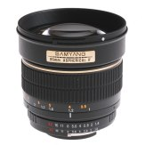 Samyang 85mm f/1.4 IF MC Aspherical Lens Canon