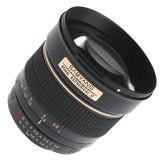 Samyang 85mm f/1.4 IF MC Aspherical Lens Nikon AE