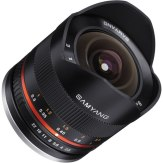 Samyang 8mm f/2.8 II Fisheye Lens for Sony E