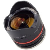 Samyang 8mm f/2.8 Fish Eye Lens Sony NEX Black