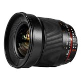 Samyang 16 mm F2.0 ED AS UMC Lens Pentax