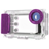 Seashell iPhone 5, 5S and 5C Underwater Case Amethyst