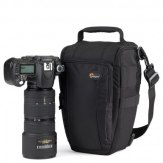 Lowepro Toploader Zoom 55 AW Bag Black