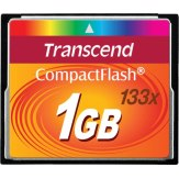 Transcend 1GB 133x Compact Flash Memory Card