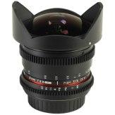 Samyang 8mm T3.8 V-DSLR UMC CSII Lens Pentax K