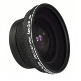 Gloxy Wideangle Lens 0.5X 62mm Black