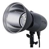 Visico VL-400 Plus Studio Flash with reflector