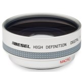 Wide Angle and Macro 0.45x 58mm Lens Silver
