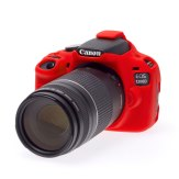 easyCover Case EOS 1200D Red