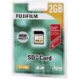 Fujifilm 2GB EU N SD Memory Card