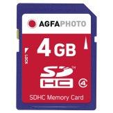 AgfaPhoto 4GB SDHC Card