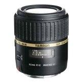 Tamron SP AF 60mm f/2.0 DI II LD Macro Lens Nikon