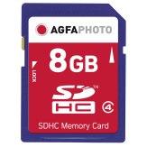 AgfaPhoto 8GB SDHC Card