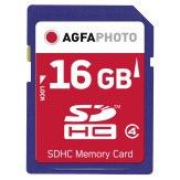 AgfaPhoto 16GB SDHC Card