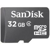 Sandisk 32GB MicroSDHC Card
