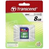 Transcend 8GB SDHC Card Class 4
