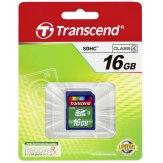 Transcend 16GB SDHC Card Class 4