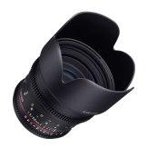 Samyang 50mm T1.5 VDSLR Lens Canon