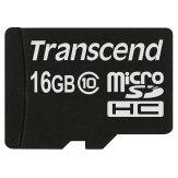 Transcend 16GB MicroSDHC Card Class 10