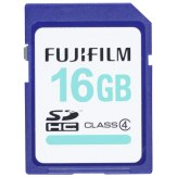 Fujifilm 16GB SDHC Fujifilm Card Class 4